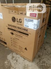 LG Front Ioader 7.5kg Direct Drive Automatic White Colour | Home Appliances for sale in Lagos State, Ojo