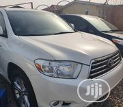 Toyota Highlander 2010 White | Cars for sale in Oyo State, Ibadan South East