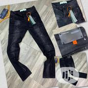 Designer's Black Jean | Clothing for sale in Lagos State, Lagos Island