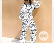 White And Black Jumpsuit | Clothing for sale in Lagos State, Lagos Island