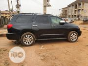 Toyota Sequoia 2012 Black | Cars for sale in Oyo State, Ibadan