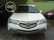 Acura MDX 2008 SUV 4dr AWD (3.7 6cyl 5A) White | Cars for sale in Lagos State, Agege