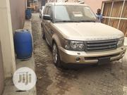 Land Rover Range Rover Sport 2006 HSE 4x4 (4.4L 8cyl 6A) Gold   Cars for sale in Lagos State, Magodo