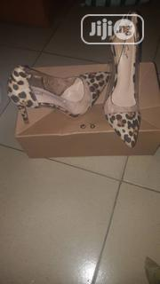 SMT Leopard Heel Shoes | Shoes for sale in Lagos State, Yaba