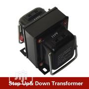 Step Down Transformer 220V + 110V - 300W | Accessories & Supplies for Electronics for sale in Lagos State, Ikeja