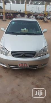 Toyota Corolla Sedan 2003 Gray | Cars for sale in Ogun State, Ijebu Ode