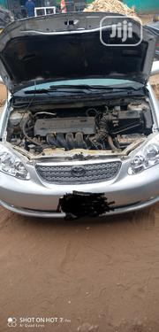Toyota Corolla 2006 LE Silver | Cars for sale in Edo State, Egor