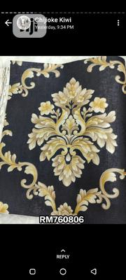 Wallpaper ( Black Nd Gold) | Home Accessories for sale in Lagos State, Lagos Mainland