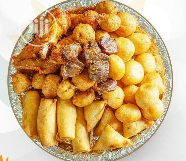 Archive: Small Chops At Your Best