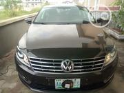 Volkswagen CC 2016 Black | Cars for sale in Lagos State, Ajah
