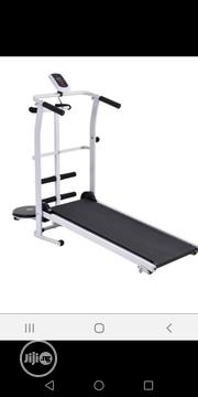 Manual Treadmill With Twister | Sports Equipment for sale in Lagos State, Surulere