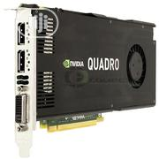 NVIDIA Quadro K4200 4GB Graphics Card | Computer Hardware for sale in Lagos State, Ikeja
