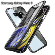 Case for Samsung Galaxy Note 9 Magnetic Front+Back Casing   Accessories for Mobile Phones & Tablets for sale in Lagos State, Ikeja
