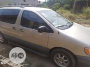 Toyota Sienna 2002 Gold | Cars for sale in Lagos State, Mushin