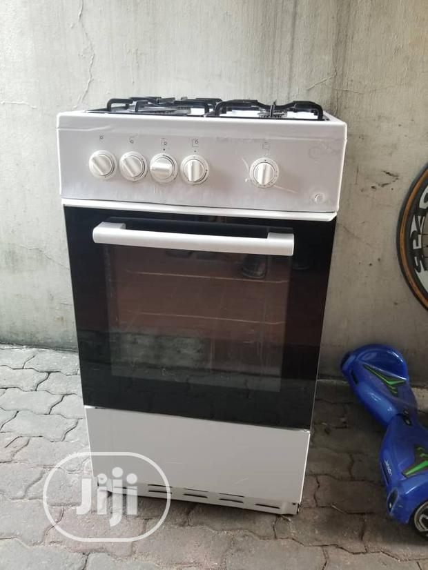 Archive: Tokunbo Gas Cooker With Grill