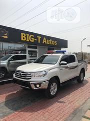 New Toyota Hilux 2019 SR5+ 4x4 White | Cars for sale in Abuja (FCT) State, Gwarinpa