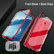 Front+Back Tempered Glass Phone Case for Samsung Galaxy A40 | Accessories for Mobile Phones & Tablets for sale in Lagos State, Ikeja