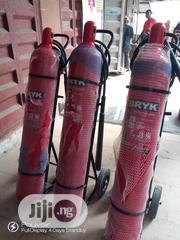 Fire Extinguisher Co2 50kg Complete Set | Safety Equipment for sale in Lagos State, Victoria Island