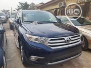 Toyota Highlander 2013 Limited 3.5l 4WD Blue | Cars for sale in Oyo State, Ibadan