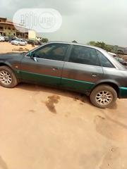 Audi A4 1996 Avant 1.8 Gray | Cars for sale in Lagos State, Agege