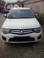 Mitsubishi L200 2013 White | Cars for sale in Lagos State, Ikeja
