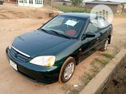 Honda Civic 2003 Coupe Green | Cars for sale in Lagos State, Lagos Mainland