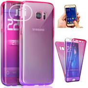 Ultr Clear TPU Silicone Rubber Cover for Samsung Galaxy J5 2017 J520 | Accessories for Mobile Phones & Tablets for sale in Lagos State, Ikeja