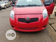 Toyota Yaris 2008 1.5 Sedan S Red | Cars for sale in Lagos State, Ikeja