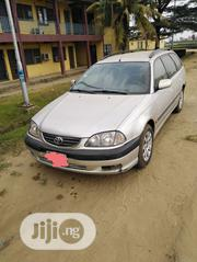 Toyota Avensis 2002 Silver | Cars for sale in Lagos State, Ojo