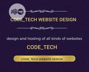 CODE_TECH Website Design | Computer & IT Services for sale in Rivers State, Port-Harcourt