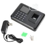 A6 Fingerprint Time Attendance With Battery | Safety Equipment for sale in Lagos State, Ikeja