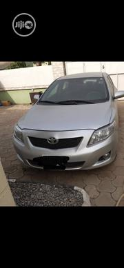 Toyota Corolla 2010 Silver | Cars for sale in Abuja (FCT) State, Lokogoma