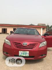 Toyota Camry 2008 3.5 LE Red | Cars for sale in Lagos State, Ojo