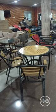 High Quality Outdoor Table And Chair | Furniture for sale in Lagos State, Ojo