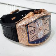 Frank Muller Stone Leather Watch | Watches for sale in Lagos State, Lagos Island