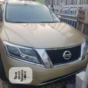 Nissan Pathfinder 2013 Gold | Cars for sale in Lagos State, Ikeja