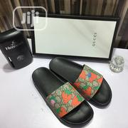 Gucci Print Slides | Shoes for sale in Lagos State, Surulere