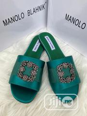 Manolo Blahnik Women Slippers | Shoes for sale in Lagos State, Lagos Mainland