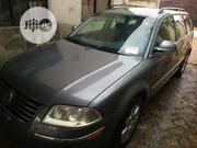 Volkswagen Passat 2005 1.8 T Automatic Black | Cars for sale in Lagos State, Surulere