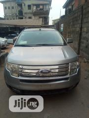 Ford Edge SE 4dr (3.5L 6cyl 6A) 2008 Silver | Cars for sale in Lagos State, Mushin