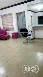 Barbing Salon Space Available for Rent at Shangisha Magodo | Commercial Property For Rent for sale in Lagos State, Kosofe