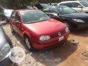 Volkswagen Golf 2003 Red | Cars for sale in Abuja (FCT) State, Gudu