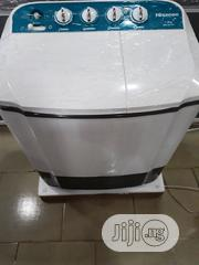 Hisense 5kg Twin Tub Washing Machine WM WSJA551 Manual | Home Appliances for sale in Lagos State, Ojo