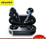 Original AWEI TWS Wireless Bluetooth Headphones Stereo Bass | Headphones for sale in Rivers State, Port-Harcourt