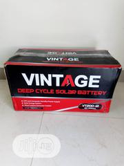 High Quality 200ah 12v Vintage Solar Battery, Japan Technology. | Solar Energy for sale in Lagos State, Ojo
