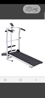 Standard Manual Treadmill With Twister | Sports Equipment for sale in Lagos State, Surulere