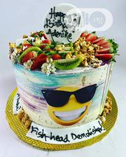 Cakes For All Occasions | Meals & Drinks for sale in Lagos State, Ikorodu