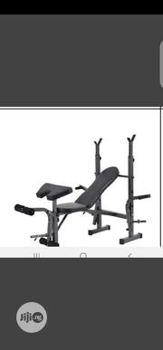 Commercial Weight Bench Standard | Sports Equipment for sale in Lagos State, Surulere