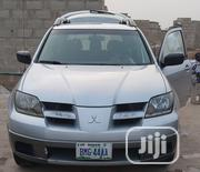 Mitsubishi Outlander 2005 LS AWD Silver | Cars for sale in Kaduna State, Kaduna