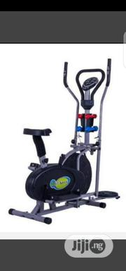 3in1 Orbitrack With Aerobic Dumbbells Twister   Sports Equipment for sale in Lagos State, Surulere